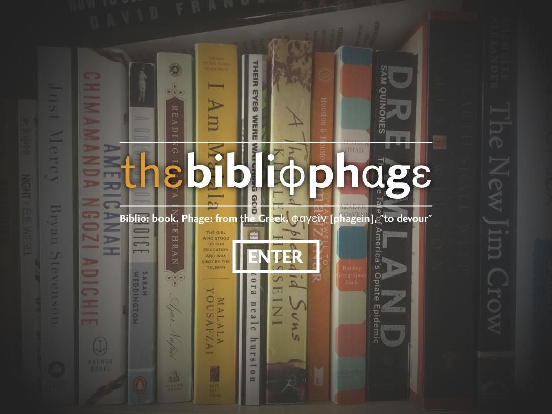 The Bibliophage