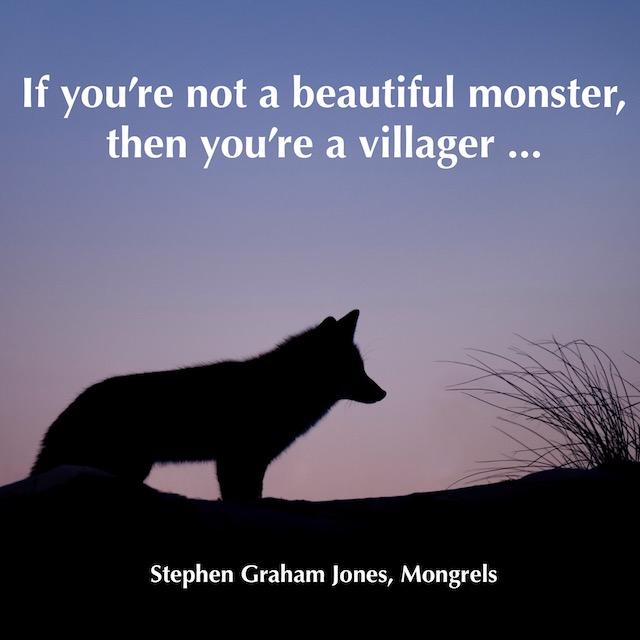 Book Review: Mongrels by Stephen Graham Jones