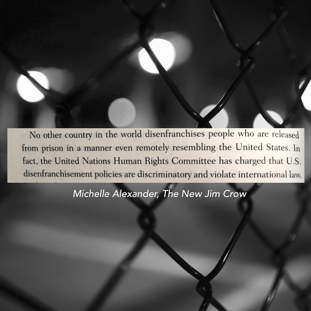 Book Review: The New Jim Crow by Michelle Alexander