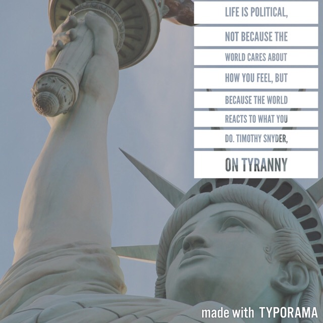 Book Review: On Tyranny by Timothy Snyder