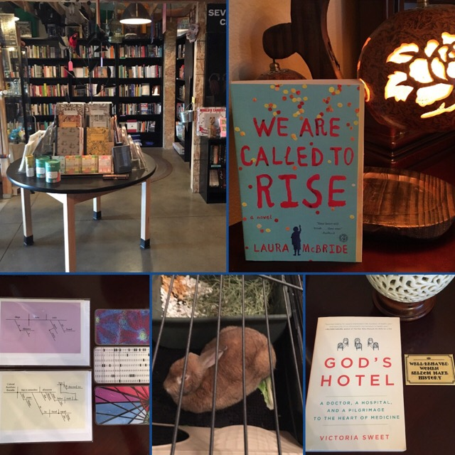 The Writers Block, Las Vegas: Visiting Indie Bookstores