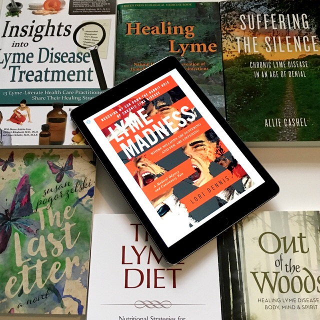 Book Review: Lyme Madness by Lori Dennis