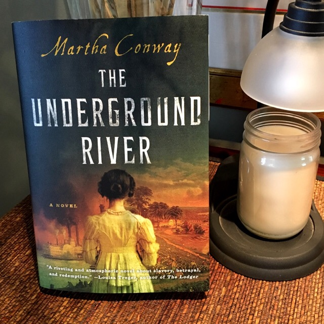 Book Review: The Underground River by Martha Conway