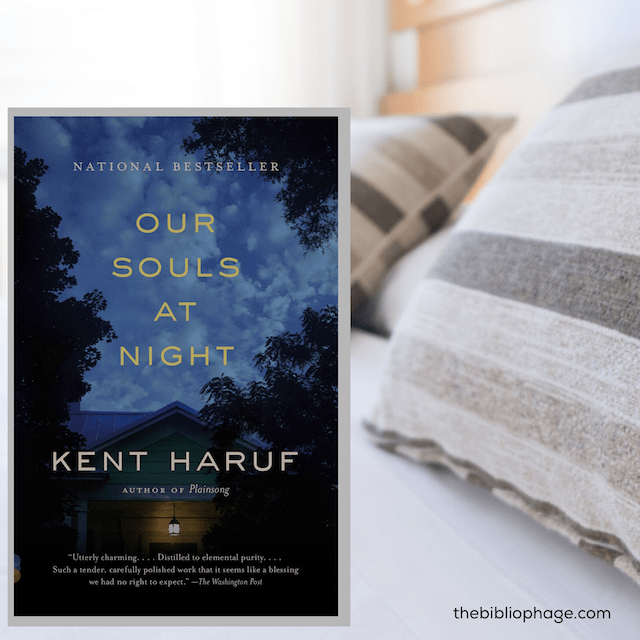 Book Review: Our Souls at Night by Kent Haruf