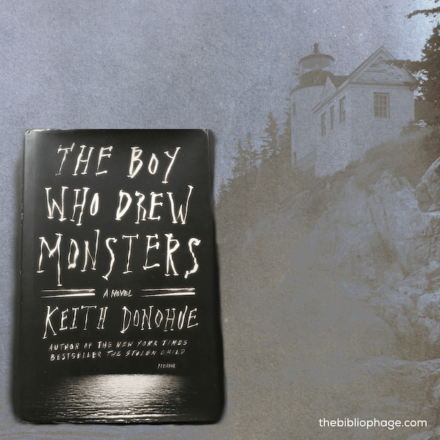 Book Review: The Boy Who Drew Monsters by Keith Donohue