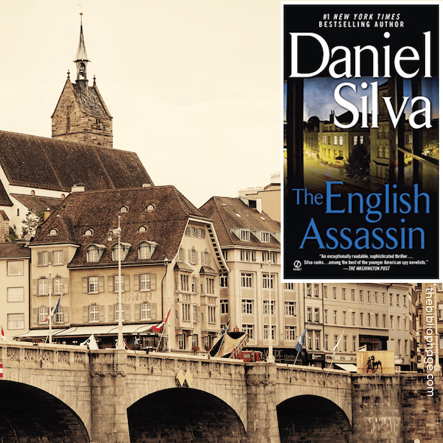 The English Assassin by Daniel Silva