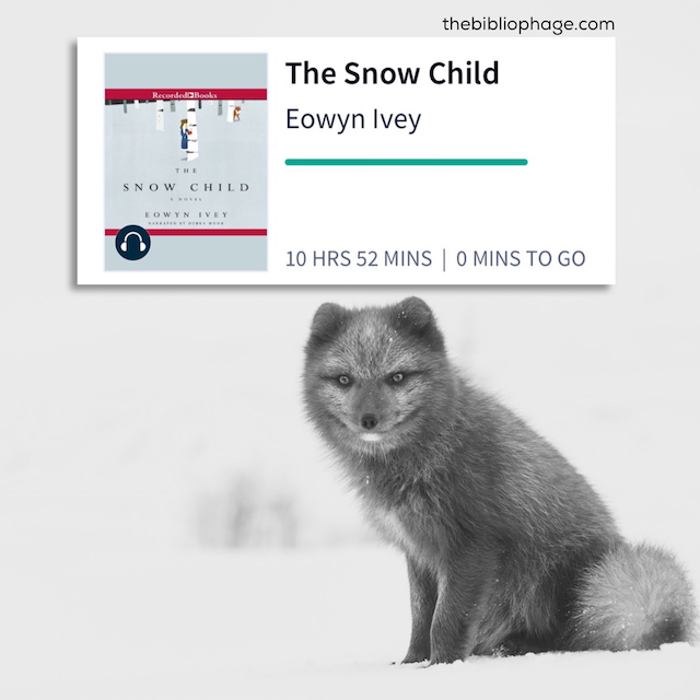 Book Review: The Snow Child by Eowyn Ivey