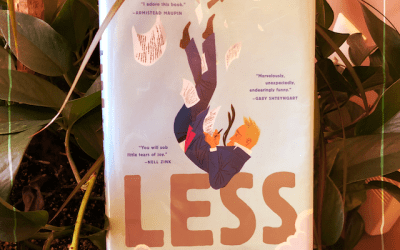 Book Review: Less by Andrew Sean Greer