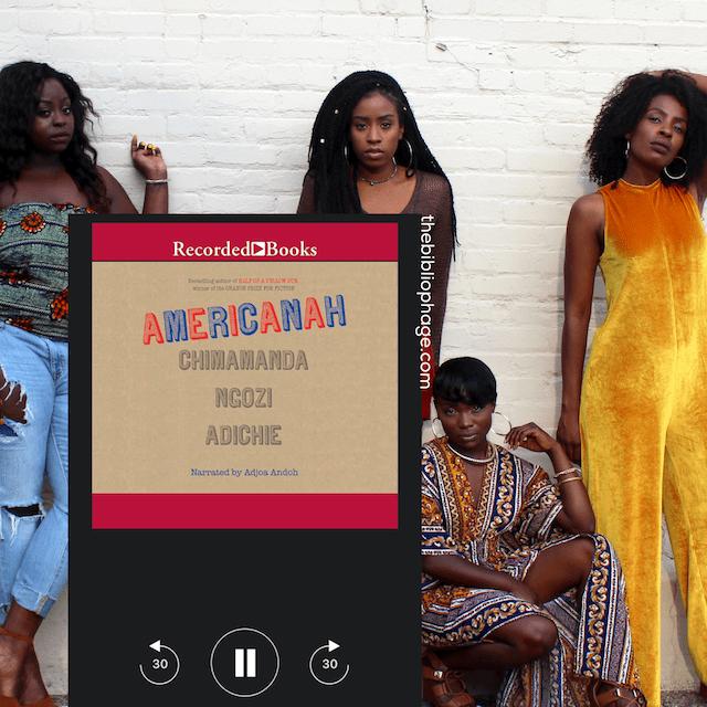 Book Review: Americanah by Chimimanda Ngoszi Adichie