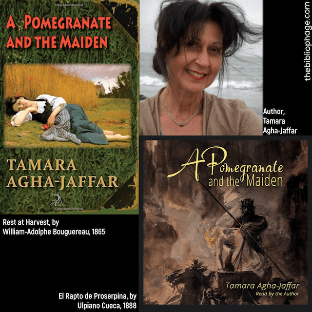 Book Review: A Pomegranate and the Maiden by Tamara Agha-Jaffar