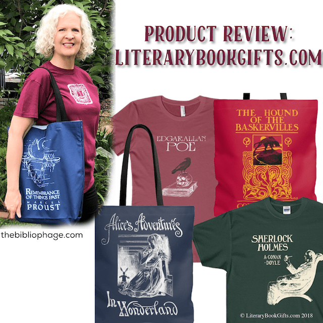 Product Review: LiteraryBookGifts.com