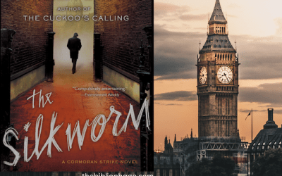 Book Review: The Silkworm by Robert Galbraith (Cormoran Strike #2)