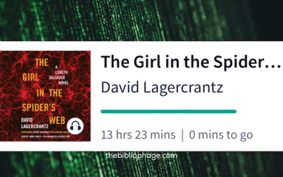 Book Review: The Girl in the Spider's Web by David Lagercrantz