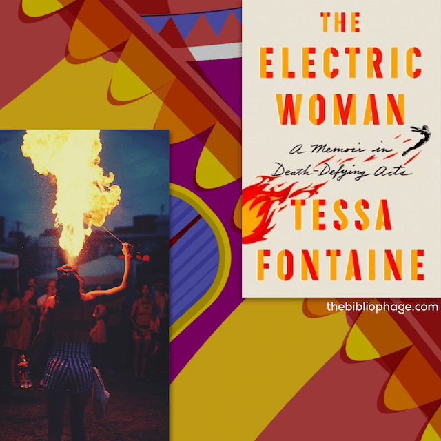 Book Review: The Electric Woman by Tessa Fontaine