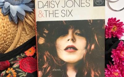 Book Review: Daisy Jones & The Six by Taylor Jenkins Reid