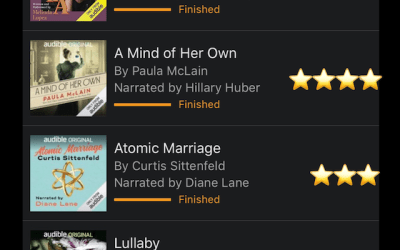 Four Audible Originals: A Combined Review