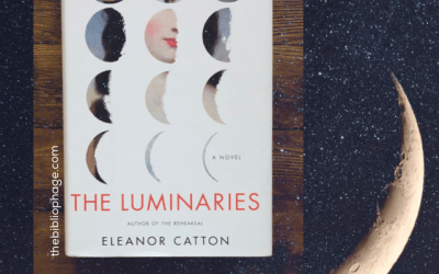 Book Review: The Luminaries by Eleanor Catton