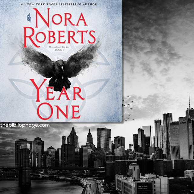 Book Review: Year One by Nora Roberts