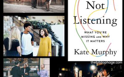 Book Review: You're Not Listening by Kate Murphy