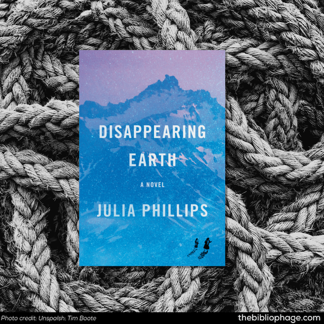 Julia Phillips: Disappearing Earth