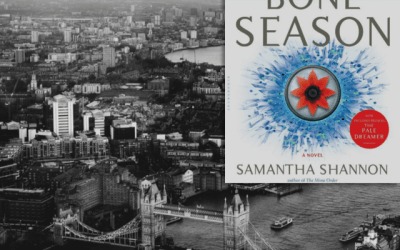 Book Review: The Bone Season by Samantha Shannon (The Bone Season #1)