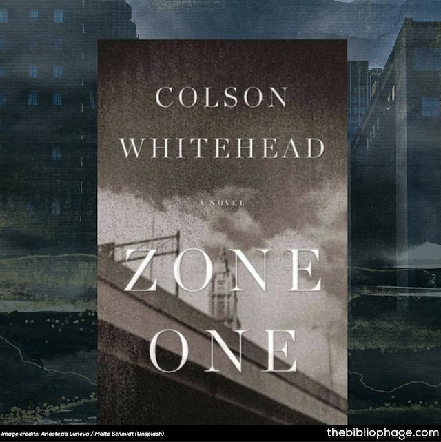 Colson Whitehead: Zone One