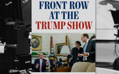 Book Review: Front Row at the Trump Show by Jonathan Karl