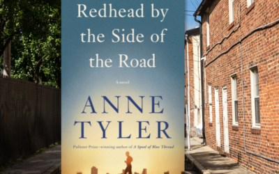 Anne Tyler, Book Group and a Palate Cleanser