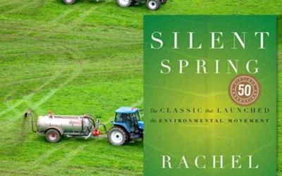 From Rachel Carson: Silent Spring, an Environmental Classic
