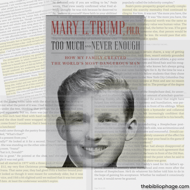 Mary Trump: Too Much and Never Enough
