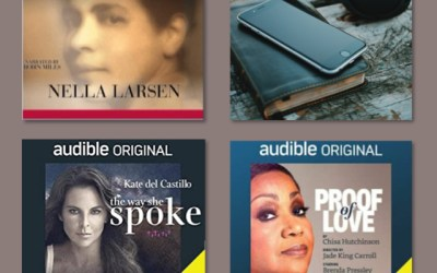 Three Brief Audiobooks with #OwnVoices