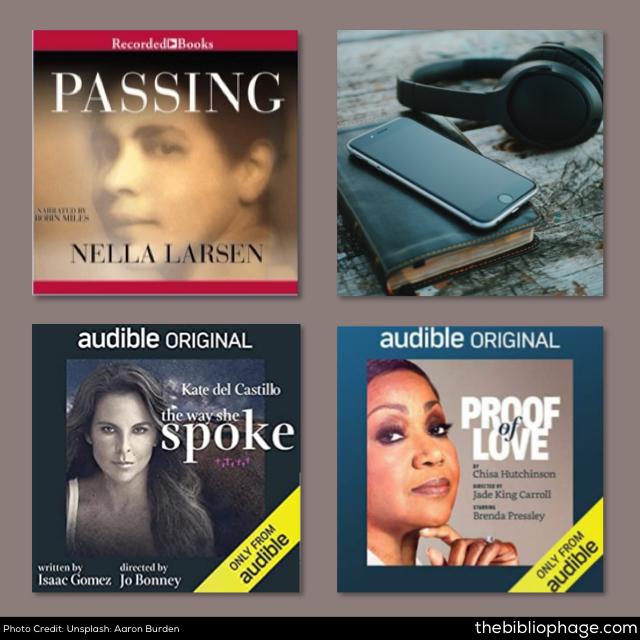 Three Brief #OwnVoices Audiobooks