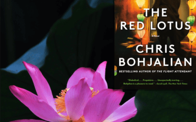 The Red Lotus: A Prescient Mystery for 2020 from Chris Bohjalian (Book Review)