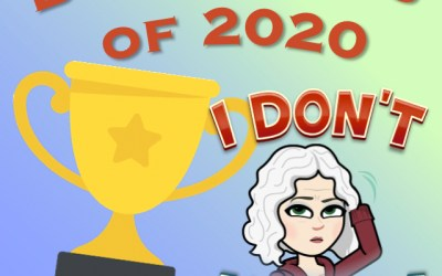 2020: Choosing My Favorite Books Isn't Easy