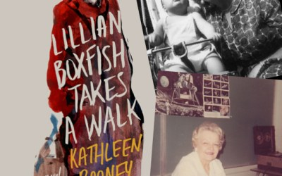 Lillian Boxfish Takes a Walk by Kathleen Rooney (Book Review)