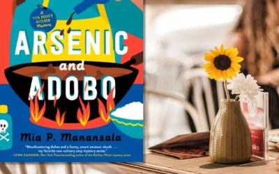 Mia P. Manansala — Arsenic and Adobo (Tita Rosie's Kitchen Mystery #1) (Book Review)
