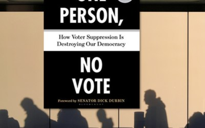 Carol Anderson — One Person, No Vote (Book Review)