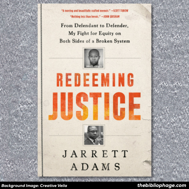 Jarrett Adams - Redeeming Justice