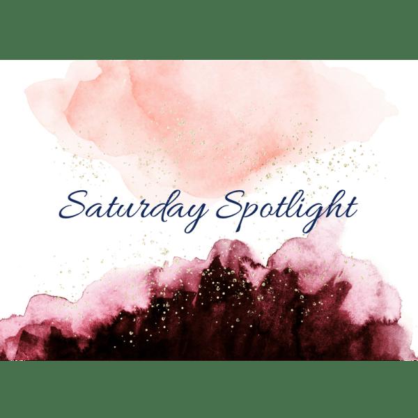 Saturday Spotlight – Joanna Ruth Meyer