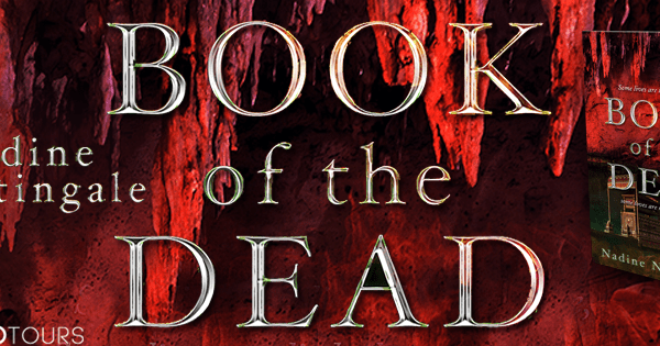 Cover Reveal: Book of the Dead