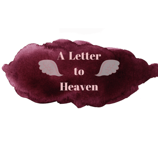 A Thank you Letter to Heaven