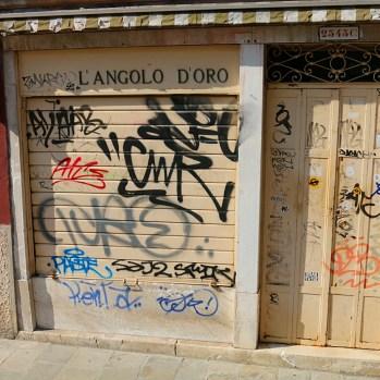 Graffiti - sadly everywhere