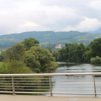 Bridge on way to Croatian border.