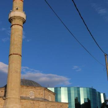 Pristina, a city where old meets new.