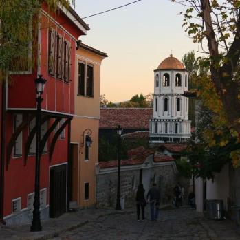 Plovdiv: a bigger, more cosmopolitan Koprivshtitsa.