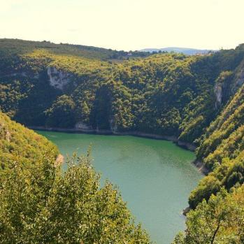 Beautiful views en route to Banja Luka.