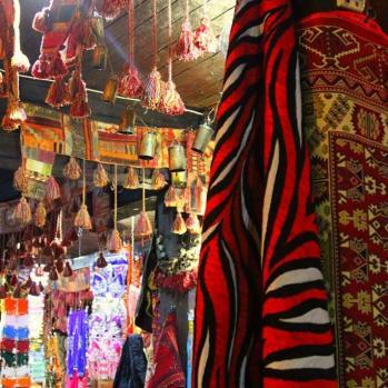 Bosnian textiles.