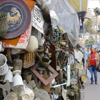Amman marketplace.
