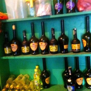Shop focuses on essential supplies.