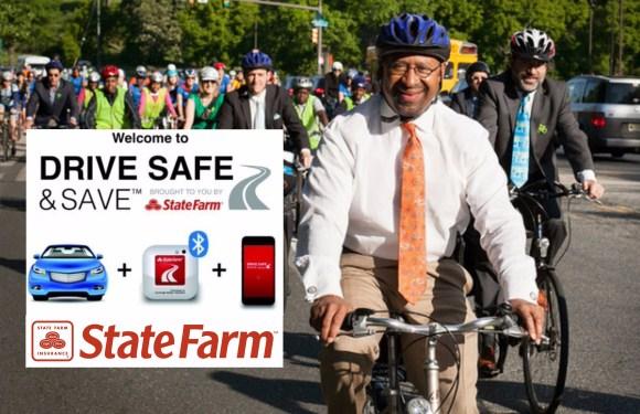 StateFarm Rewards Bike Commuters